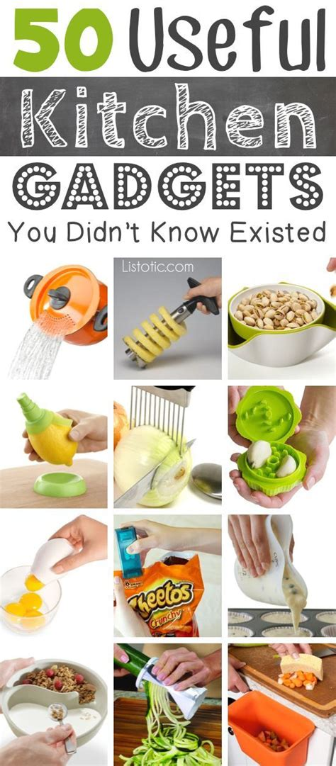 50 Cool Kitchen Gadgets Everyone Needs  NEW Decorating Ideas