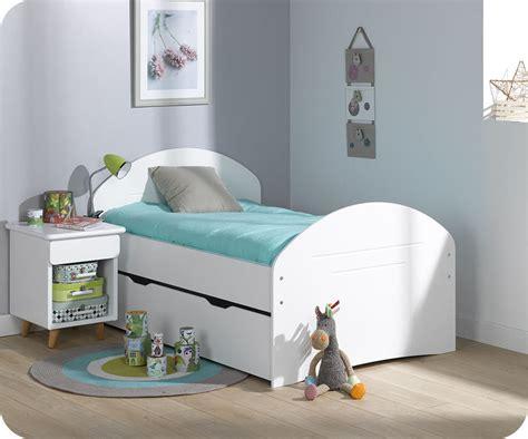 Chambre Transformable - lit enfant évolutif spoom blanc achat vente de lit