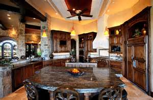 Decorative House Plans With Great Kitchens by Rustic Hill Country Elegance By Zbranek Holt Custom