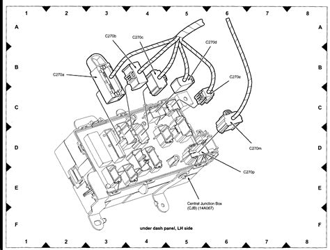 ford truck trailer lights wiring diagram  place