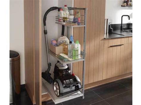 rangement pour cuisine meuble avec rideau coulissant pour cuisine meuble cuisine