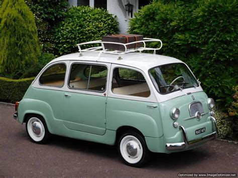 fiat cars 1960 fiat multipla for sale classic cars for sale uk