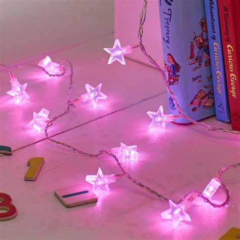pink lights by lights4fun notonthehighstreet com