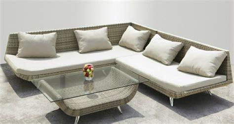 canape d angle exterieur resine salon de jardin en résine 100 propositions design pour l