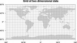 NCL Graphics: Lat/lon grid lines on maps