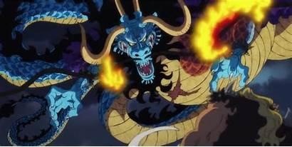 Kaido Piece Dragon Episode Form Luffy Vs