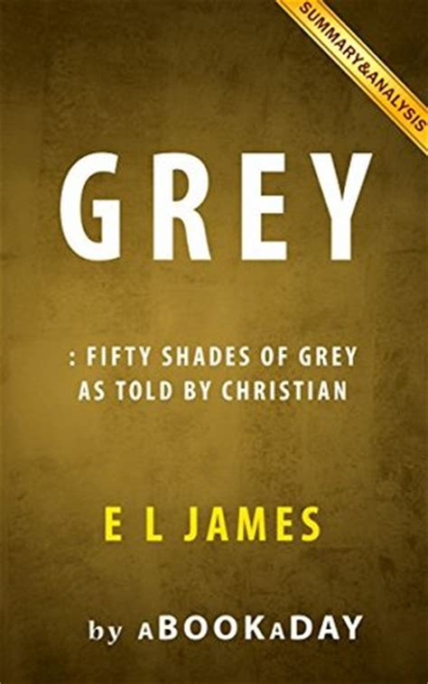 grey fifty shades  grey  told  christian