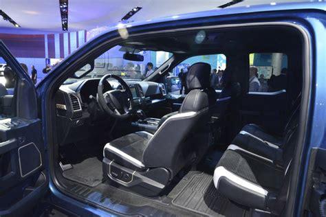 2017 Ford F 150 Raptor Truck Interior, Price, Release Date