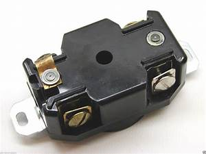 Hubbell Hbl2710 Twist-lock Receptacle 30a 125-250v 3-pole 4-wire Generator B95