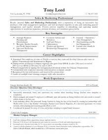Director Of Food And Beverage Resume by Directors Resume Sales Director Lewesmr