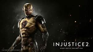 Injustice Flash Wallpaper | www.imgkid.com - The Image Kid ...
