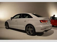 2014 Audi A3 Sedan makes its world debut in NYC [UPDATE