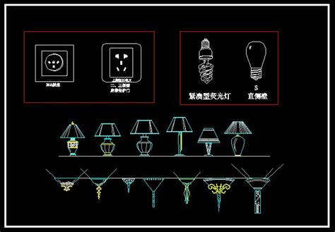 lights engineering blocks cad library autocad blocks autocad symbols cad drawings