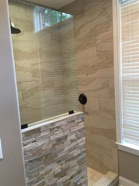small bathroom ideas with walk in shower 1000 ideas about shower no doors on shower