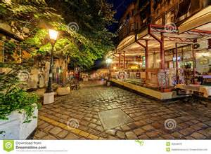 european house plans skadarlija editorial image image 45534070