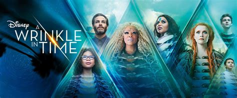 Movie Review Wrinkle Time
