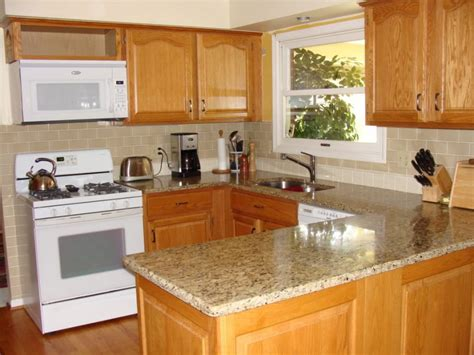 kitchen wall colors oak cabinets pictures of light oak cabinets with granite countertops 8702