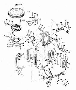 Evinrude Model 50273c 50 Hp Wiring Diagram