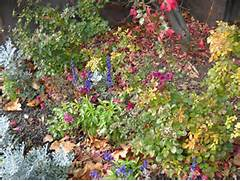 A New Brick Flowerbed For Fall And Landscaping Ideas  Decor To Adore