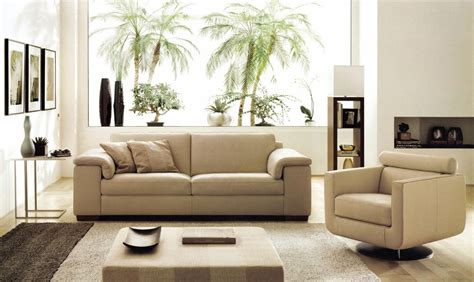 canap 3 places fauteuil deco in canape cuir beige 3 places romantica can