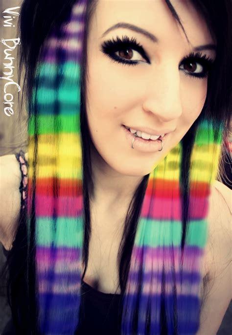Hair Styles On Pinterest Emo Emo Hair And Emo Scene