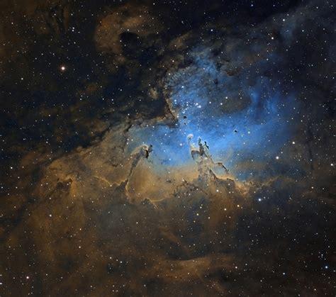 M16 Eagle nebula | Astro-photo