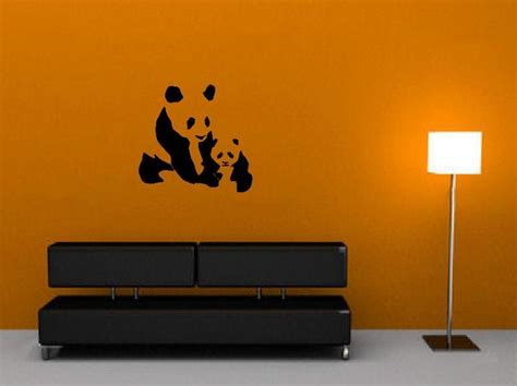 wall mural decals uk panda wall sticker decal wall stickers uk