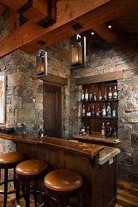 16 awe inspiring rustic home bars for an unforgettable