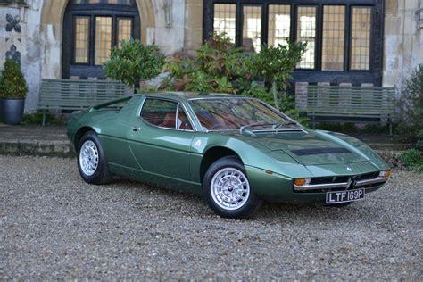maserati merak project dexy bridge classic cars