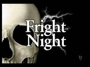 New WOR-TV Fright Night Intro Remake - YouTube