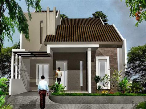 konsep desain rumah minimalis type