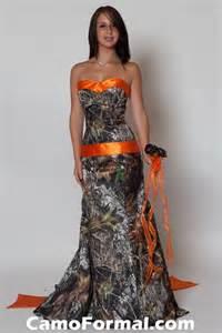 camouflage bridesmaid dresses camo prom dresses