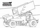 Dirt Sprint Coloring Modified Drawing Printable Cars Track Drawings Getdrawings Zone Fan Getcolorings Paintingvalley sketch template