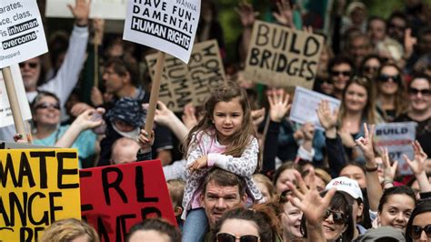 Hundreds march in Christchurch as part of global protest ...