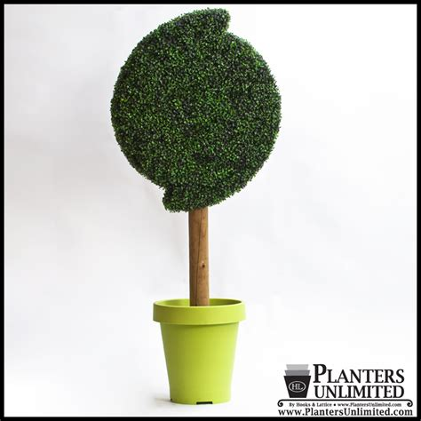 Outdoor Artificial Topiaries, Fake Topiaries Topiary Plants