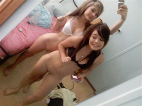 Two For One Self Shot Not Best Quality But The Girls Are Hot Bottomless Vixens Hardcore