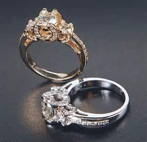 horseshoe engagement ring - Horseshoe Engagement Rings