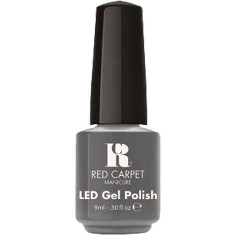 led l nail polish red carpet led gel nail polish lighter shade of grey