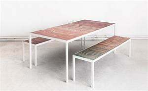 Snedker Studio debuts new marbleised furniture collection ...