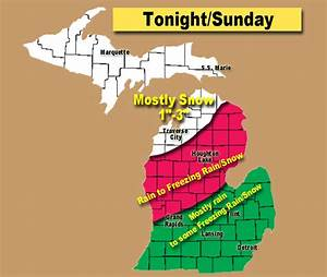 Weather Update  A Sneaky Storm Tonight For Parts Of