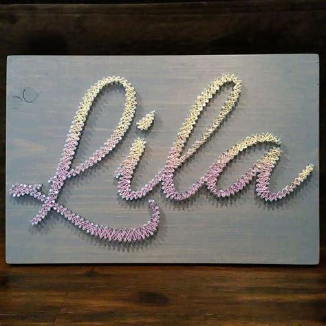 custom  nail  string art  plaques string art