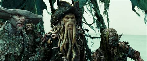 davy jones personnage dans 171 des cara 239 bes le secret du coffre maudit 187 disney planet