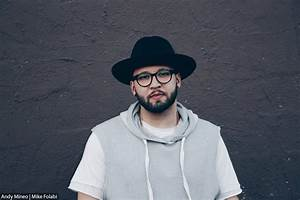 Andy Mineo reveals release date and cover of new album ...