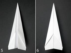 How to Make a Paper Airplane Dart