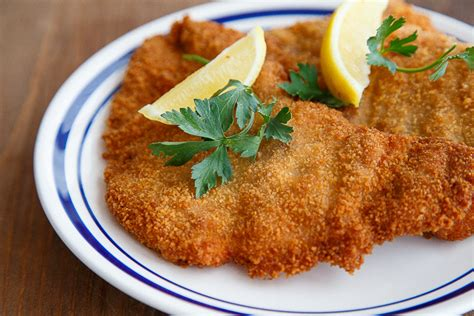 How To Make Pork Schnitzel
