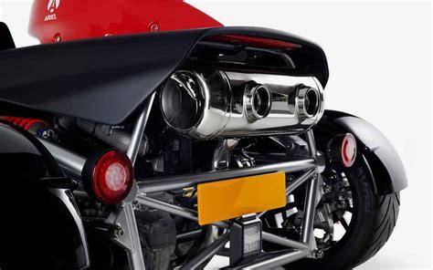 Ariel Atom Honda Engine by The Ariel Atom 4 Rocks A Honda Type R Engine Goes 0 To 60