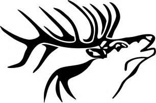 Similiar Moose Antler Outline Keywords