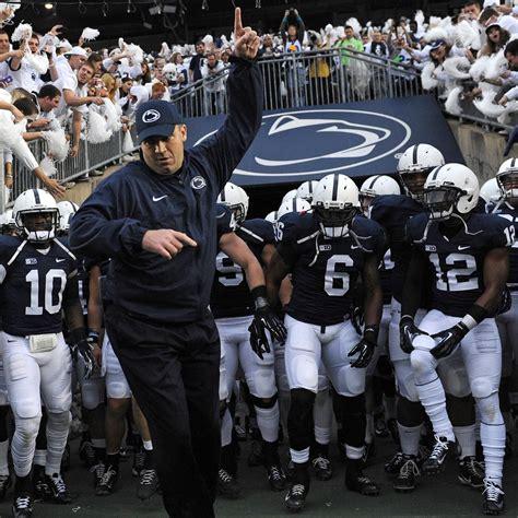 Penn State Football 2013 Team Program | Bleacher Report ...