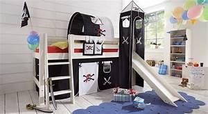 Hochbett Mit Zwei Betten : piraten mini hochbett mit rutsche kaufen seer uber ~ Whattoseeinmadrid.com Haus und Dekorationen
