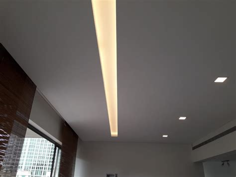 cove ceilings false ceilings  box partitions
